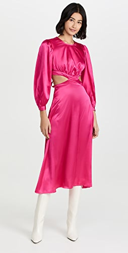 Rahi - Cierra Cut Out Midi Dress
