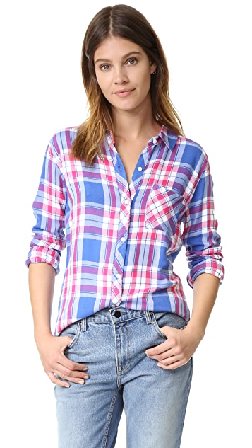c8dacb4b RAILS Hunter Plaid Button Down | SHOPBOP