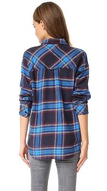 RAILS Jackson Flannel Button Down Shirt