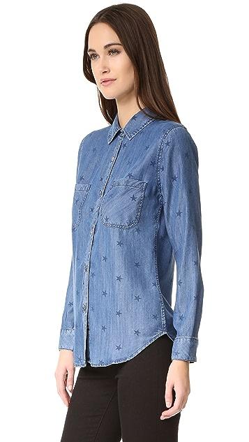 RAILS Carter Button Down Shirt