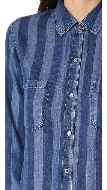 RAILS Cater Button Down Shirt