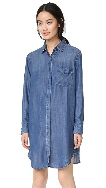 RAILS Sawyer Button Down Shirtdress