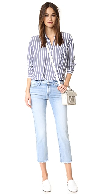 RAILS Elle Button Down Shirt