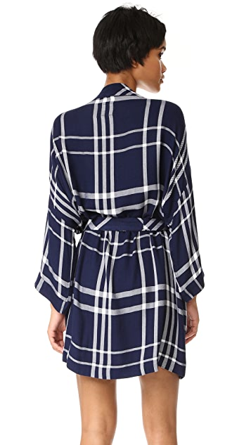 RAILS Long Sleeve Robe