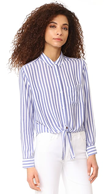 RAILS Val Stripe Button Down Shirt