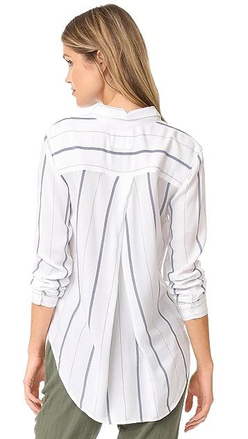 RAILS Aly Stripe Button Down Shirt