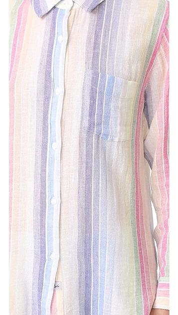 RAILS Charli Rainbow Shirt