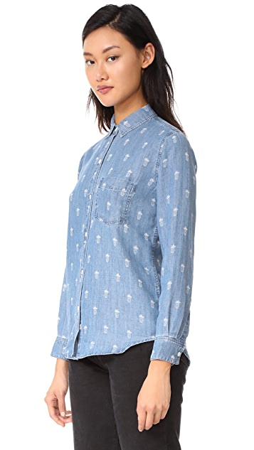 RAILS Ingrid Button Down