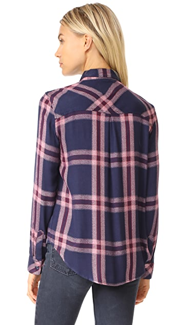 RAILS Hunter Button Down