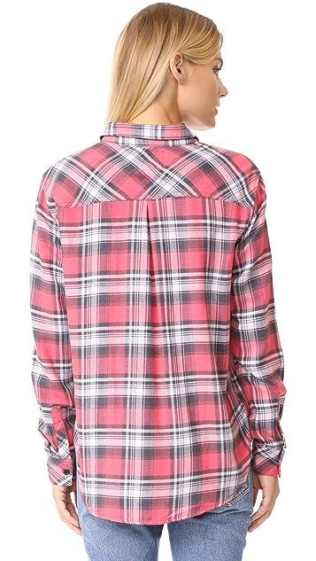 RAILS Рубашка Milo на пуговицах