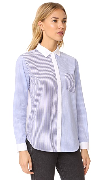 RAILS Emory Button Down Shirt