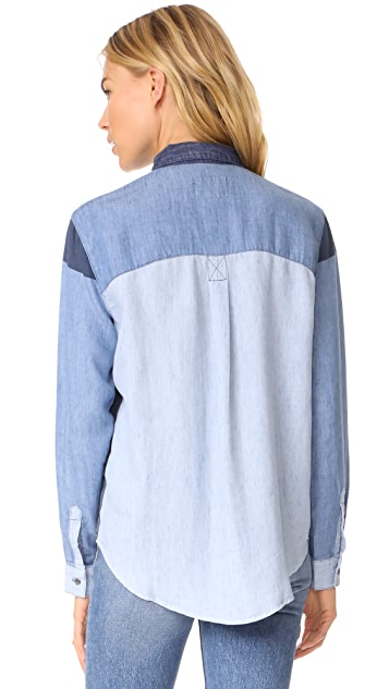 RAILS Zoey Button Down Shirt