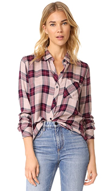 7fa68a6b RAILS Hunter Button Down Shirt | SHOPBOP