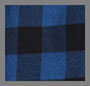Blue/Black Check