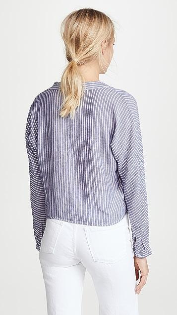 RAILS Рубашка Sloane на пуговицах
