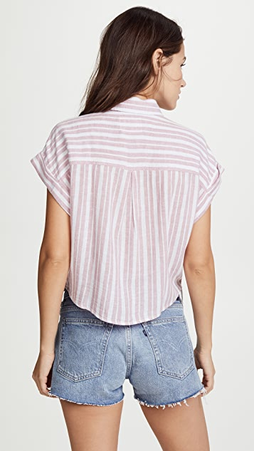RAILS Amelie Button Down