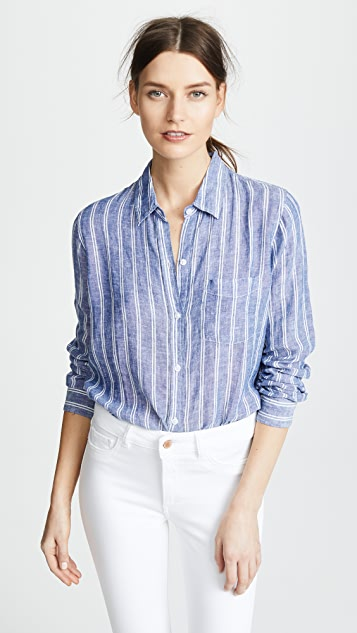 RAILS Charli Button Down Shirt