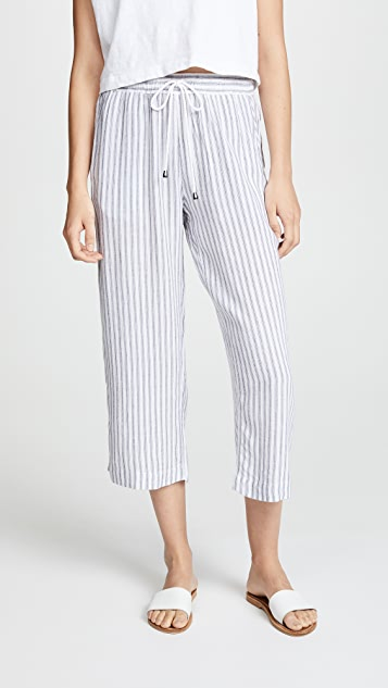 Agnes Pant in White. - size L (also in M,S,XS) Rails