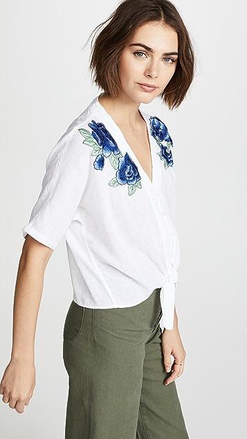RAILS Thea Button Down Shirt