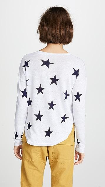 RAILS Perri Stars Sweater