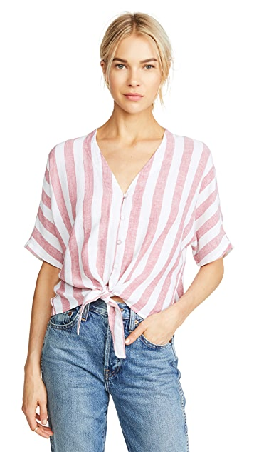 RAILS Thea Button Down Shirt