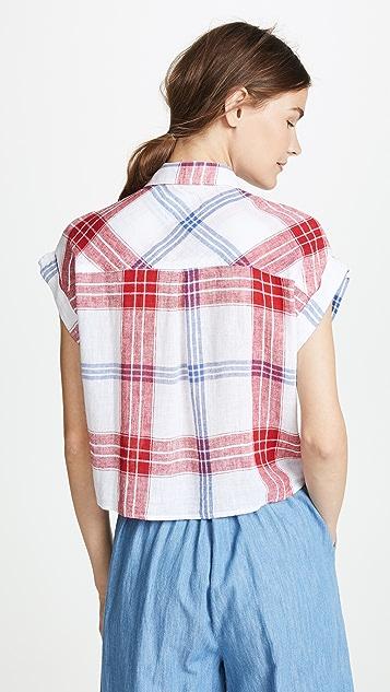 RAILS Amelie Button Down Shirt