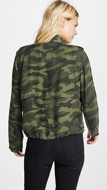 RAILS Rowen Camo Jacket