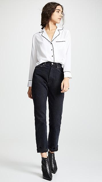 RAILS Amara Button Down Shirt