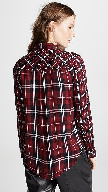 RAILS Рубашка на пуговицах Liza