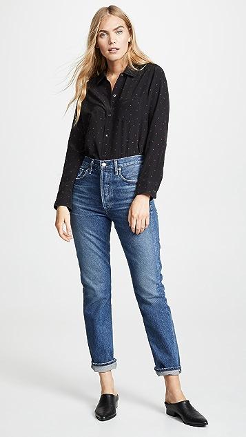 RAILS Рубашка на пуговицах Kate