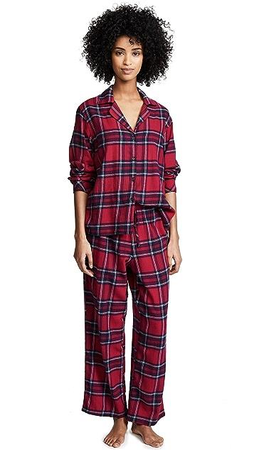 RAILS Long Sleeve Pant PJ Set
