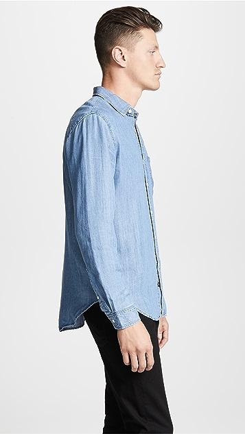 RAILS Cotton Shirt