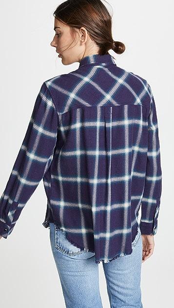RAILS Рубашка на пуговицах Leo