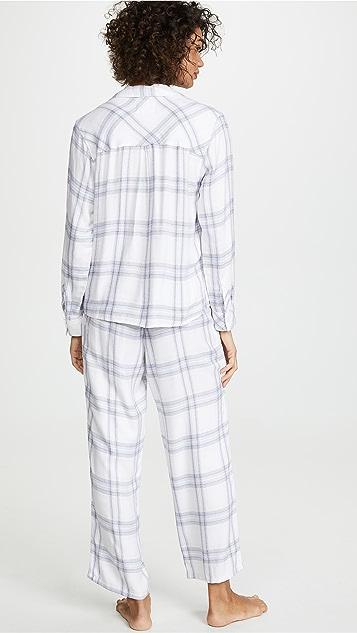 RAILS 长袖睡衣套装