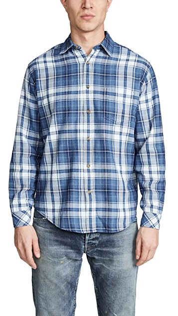 RAILS Lennox Long Sleeve Shirt
