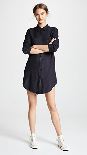 RAILS Bianca Shirtdress