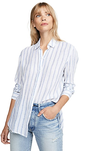 RAILS Блуза на пуговицах Sydney
