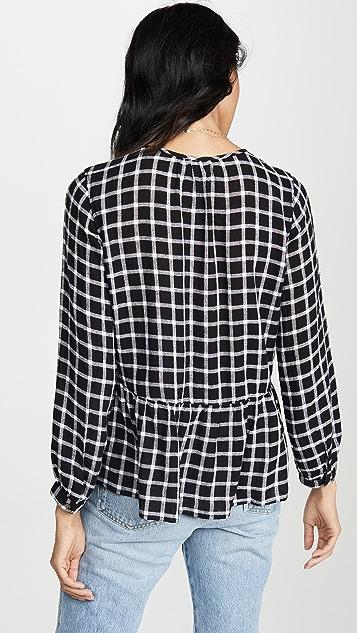 RAILS Celeste 女式衬衫