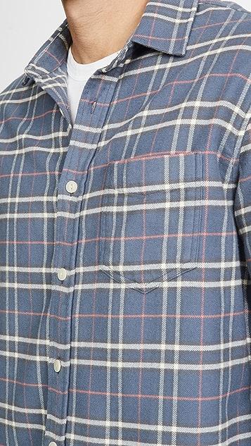 RAILS Forrest Plaid Button Down Shirt