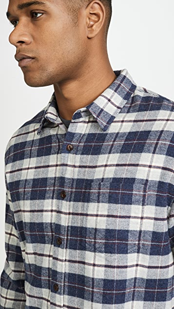 RAILS Plaid Button Down Forrest Shirt