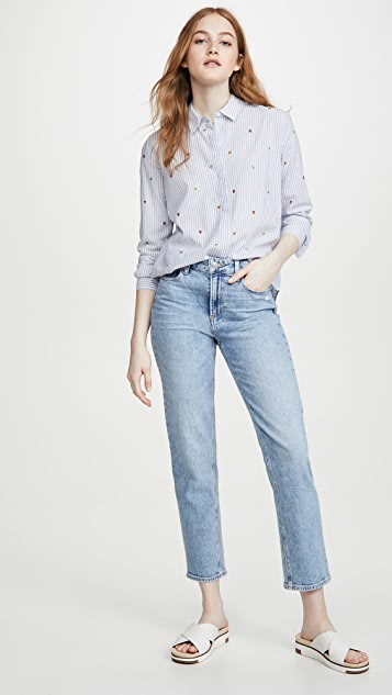 RAILS Taylor Button Down