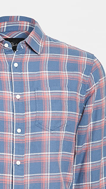 RAILS Long Sleeve Wyatt Shirt