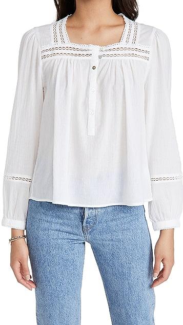 RAILS Minnie 女式衬衫