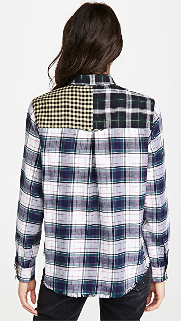 RAILS Brando 系扣衬衫