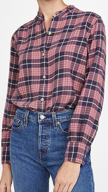 RAILS Andie 扣领衬衫
