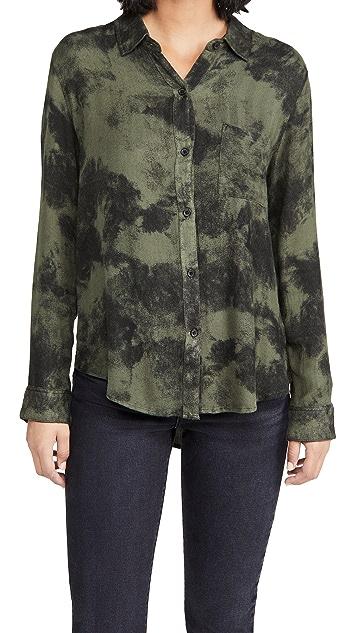 RAILS Hunter 系扣衬衫