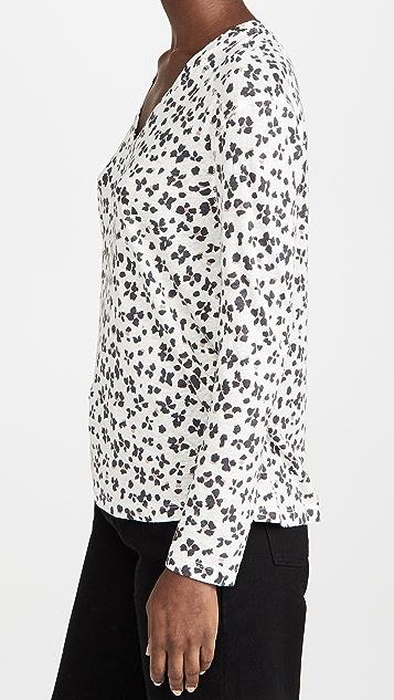 RAILS Sami 豹纹 T 恤