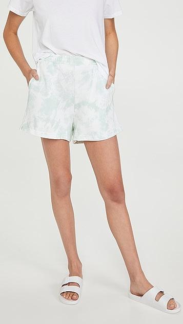 RAILS Jane 扎染短裤