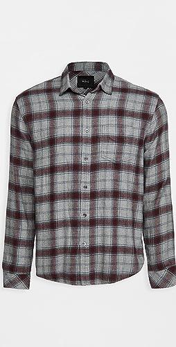 RAILS - Brushed Lennox Shirt