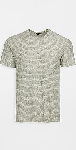 RAILS - Cole Striped T-Shirt